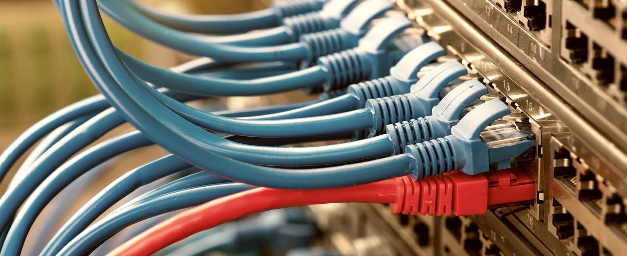 Switcher & nettverksutstyr