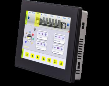 """eX710,  10,1"""" Operatørpanel PCT Touch 16:9"""