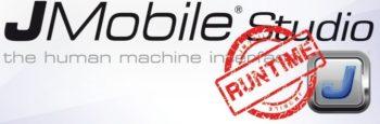 JMobile Runtime for PC/Win plattform