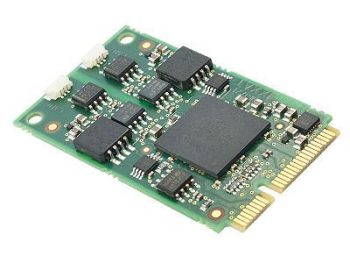 Mini PCIe CANBus Module 2 Channels CAN 2.0 A/B