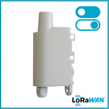 DRY CONTACTS LoRaWAN 868