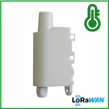 Temperaturføler for LoRaWAN 868