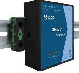 DIN skinne adapter til SE5001/SE5002