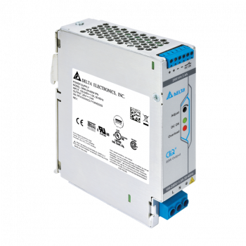 80W kraftforsyning 24VDC, DNV godkjent