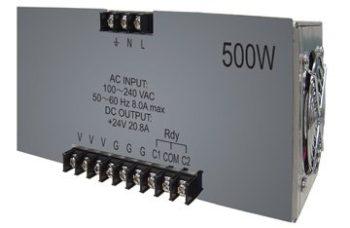 EXPERT 24 VDC 20A 500 W Redundant