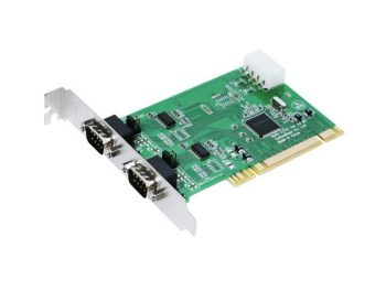 2 ports RS422 PCI Board (Opto Isolated)