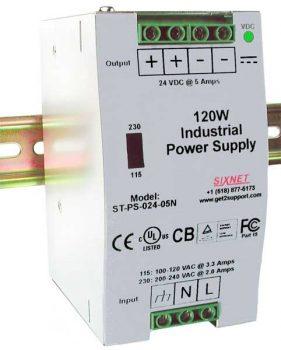Power 24 VDC, 120 W