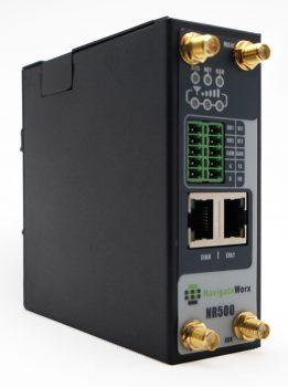 4G Router med 2 stk. ETH, 2 stk.serieporter og WiFi