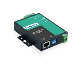 1 port RS485 to Ethernet Modbus gateway