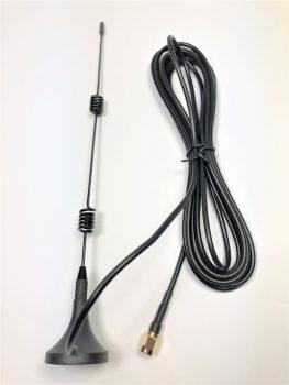 WiFi magnetantenne, 3m kabel