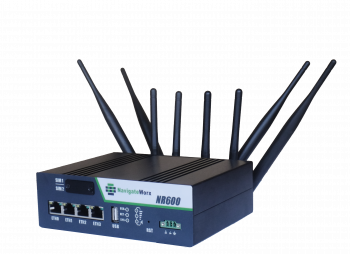 5G Router med 4 stk. Gigabit porter og 1 stk. USB host port