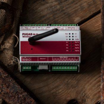 PI900S Wireless - 5 laster/500 Wireless/2 klienter