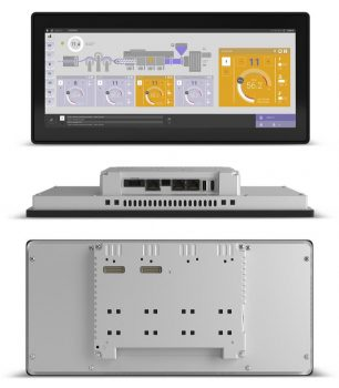 """eX712 Ultra-bred operatørpanel 12.3"""""""