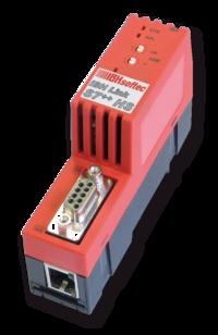 IBH Link S7++ HS MPI®-DP Ethernet/DIN