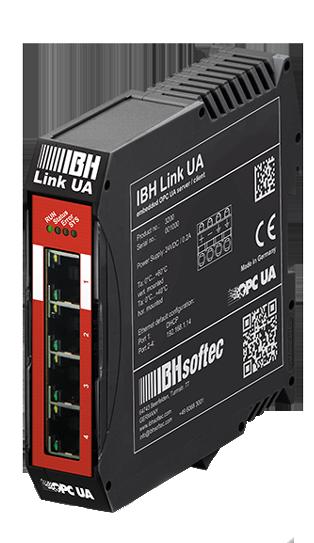 OPC UA Server/Client,  IBH Link UA
